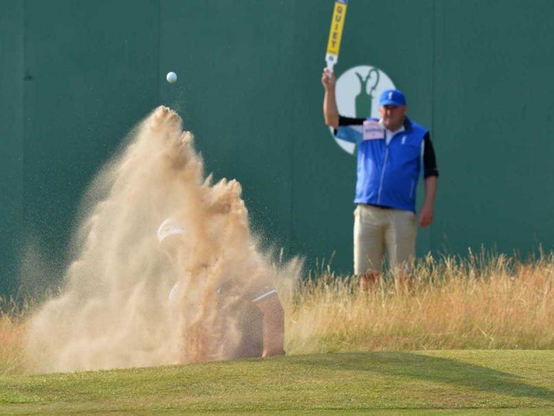 British Open golf 1
