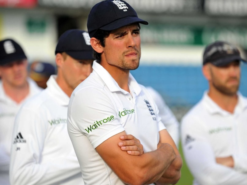 Alastair Cook Brushes Aside Kevin Pietersen  Quit Call