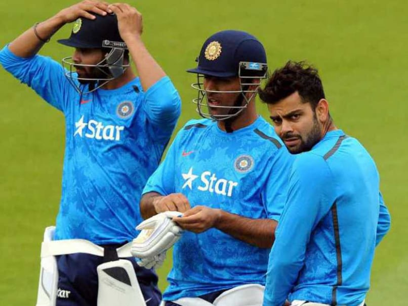 Mahendra Singh Dhoni Says he has Played his Last Test at Lord's