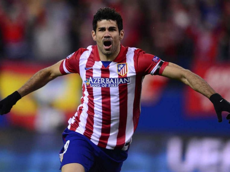 Diego Costa Atletico Chelsea