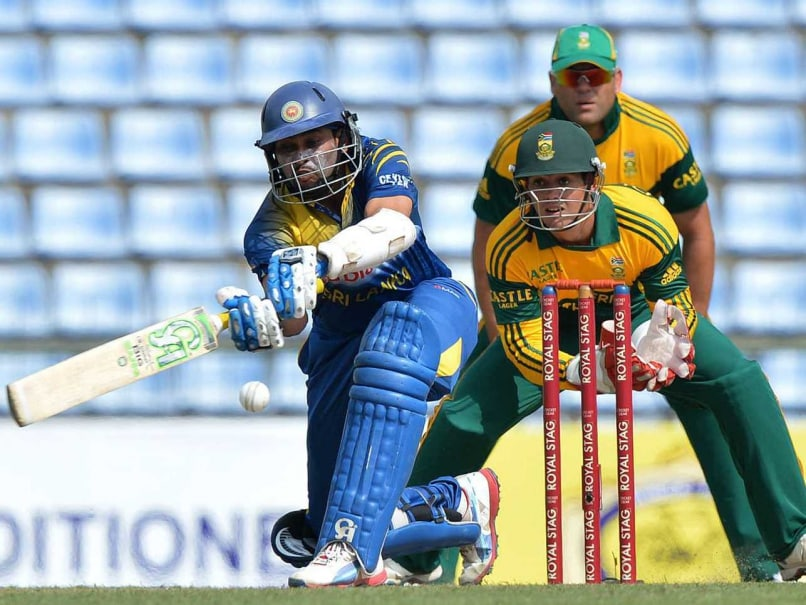 Dilshan Scripts Sri Lanka's 87-Run Win Over South Africa