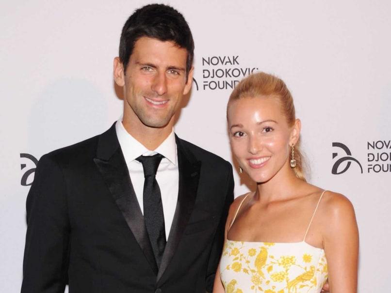 Novak Djokovic Jelena
