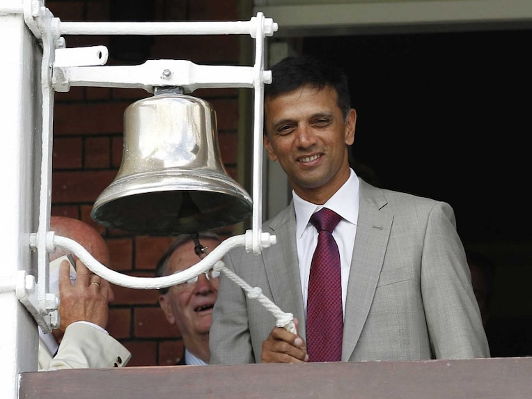 Dravid Lords bell