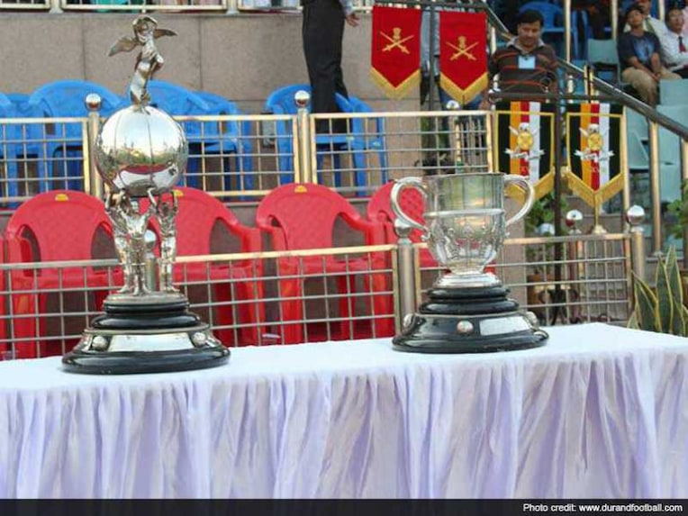 durand cup trophy