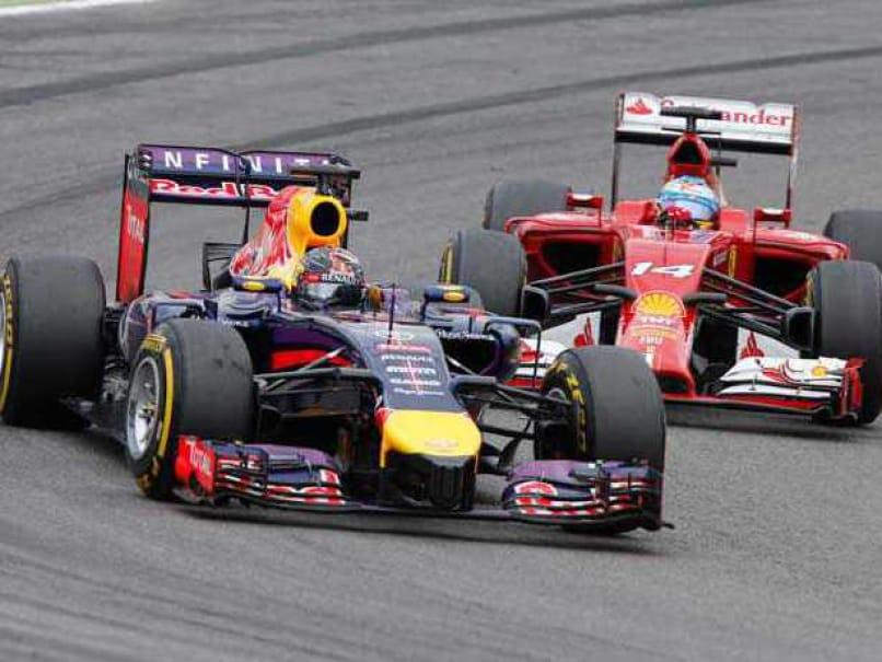 Ferrari Red Bull