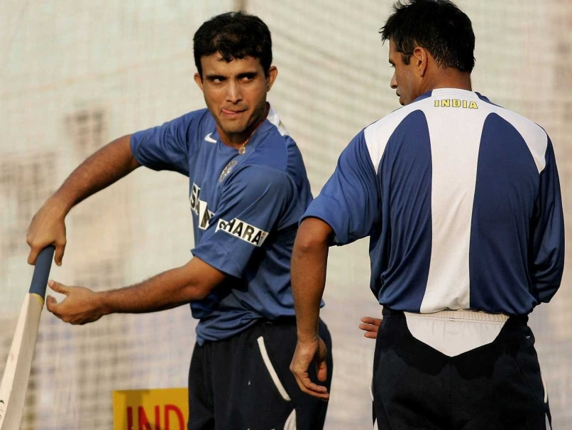 India captains Sourav Ganguly, Rahul Dravid Reignites Memories of Golden Days With Friendly Banter