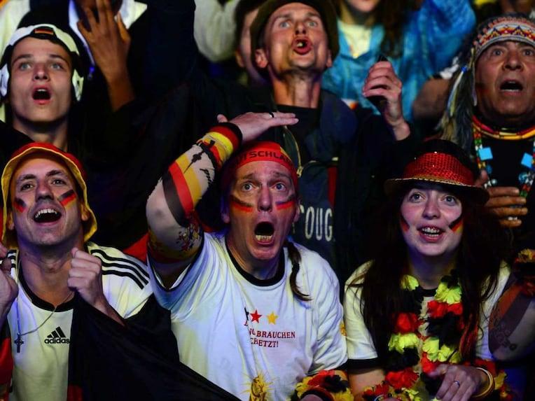 Germany fans