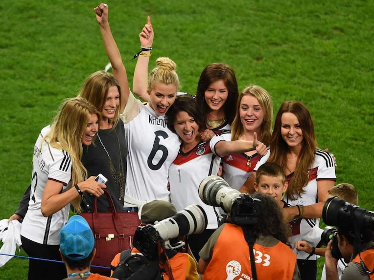 German WAGS World Cup