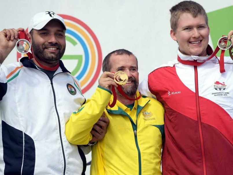 Commonwealth Games: Harpreet Bags Silver in 25m Rapid Fire Pistol