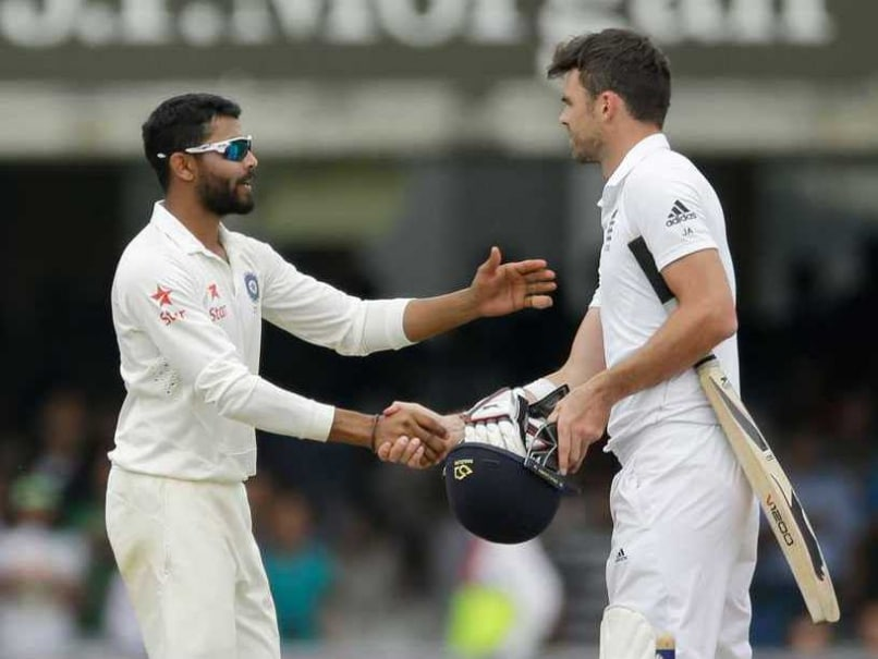 Ravindra Jadeja Row Went Too Far: James Anderson