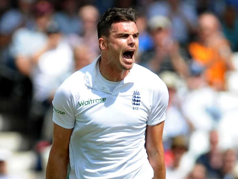 James Anderson Celebrates Birthday With Five Wickets in 3rd England vs India Test