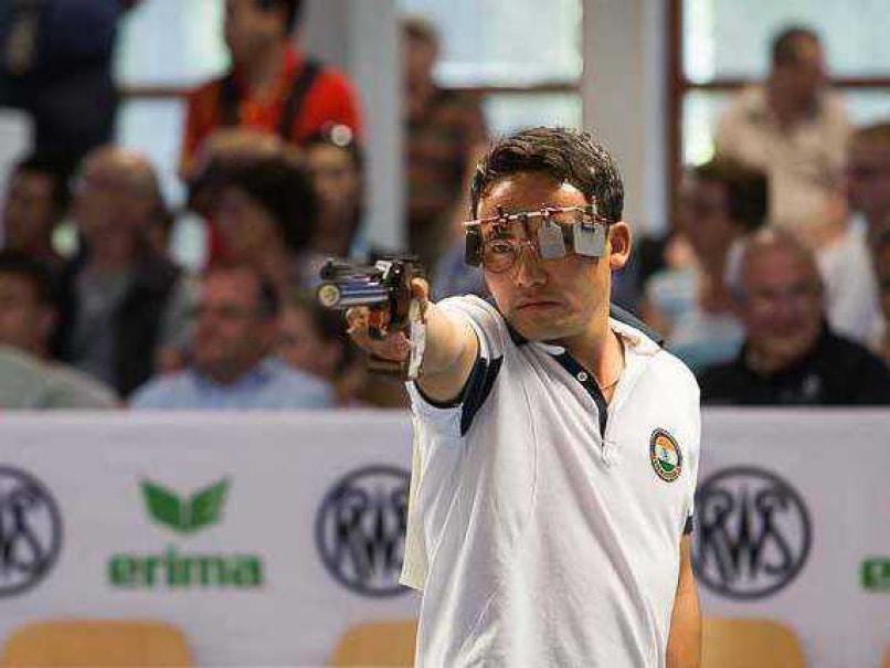Jitu Rai, Sanjeev Rajput, Mairaj Ahmad Khan to Represent India in ISSF Worlds Finals
