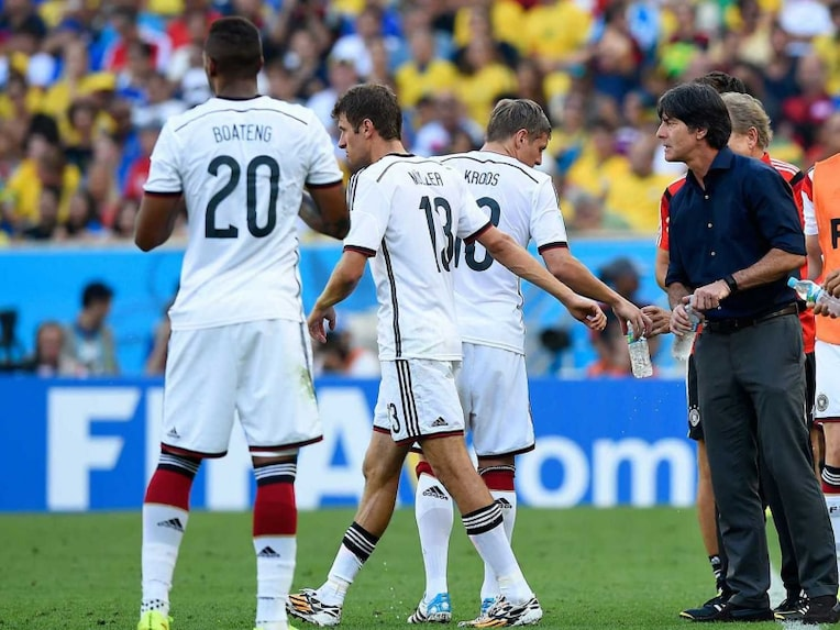 Germany maintain their impressive record of reaching the semi-finals at 13 of the 20 World Cup finals.