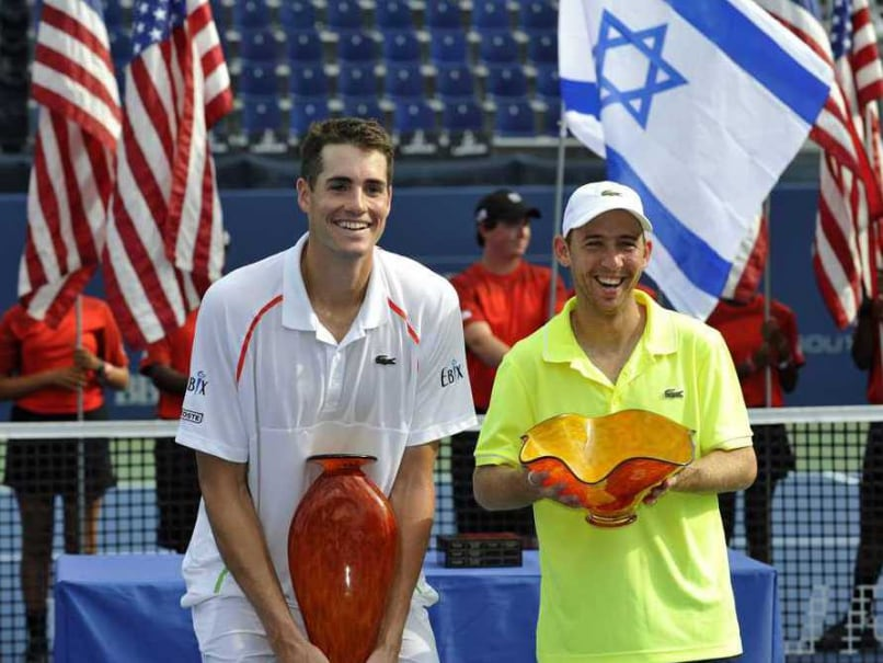 John Isner Wins 2nd Straight Atlanta Title