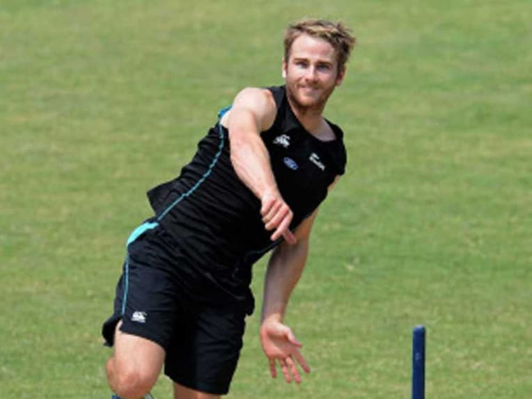 Kane Williamson File Pic