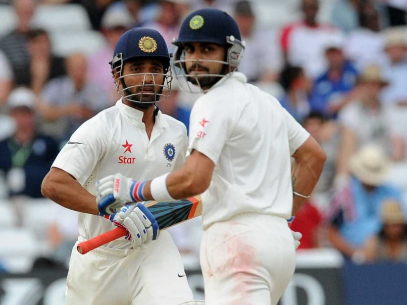 England vs India 1st Test Day 4 Highlights: Vijay, Pujara Half-Centuries Help India Extend Lead to 128
