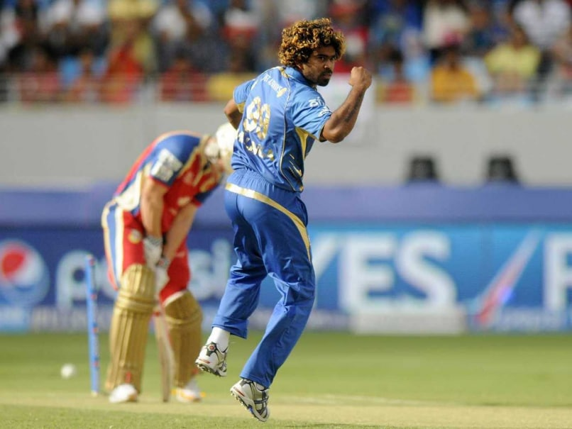 Lasith Malinga Chooses to Play for Mumbai Indians Over Sri Lankan Club in CLT20