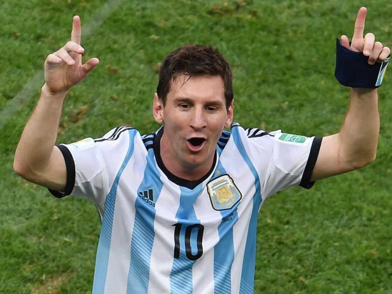 Will Lionel Messi Triumph Against United Germany?