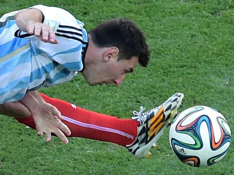 Lionel Messi Focus 2