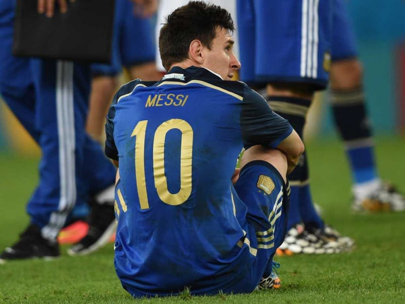 Lionel Messi Rio