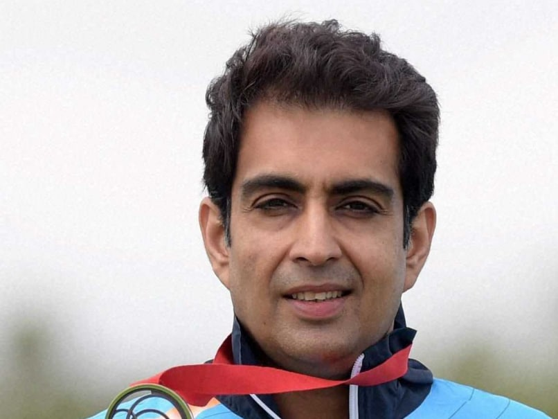 Commonwealth Games: Manavjit Sandhu Wins Bronze in Trap Event