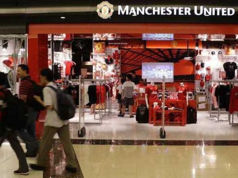 Manchester United brand