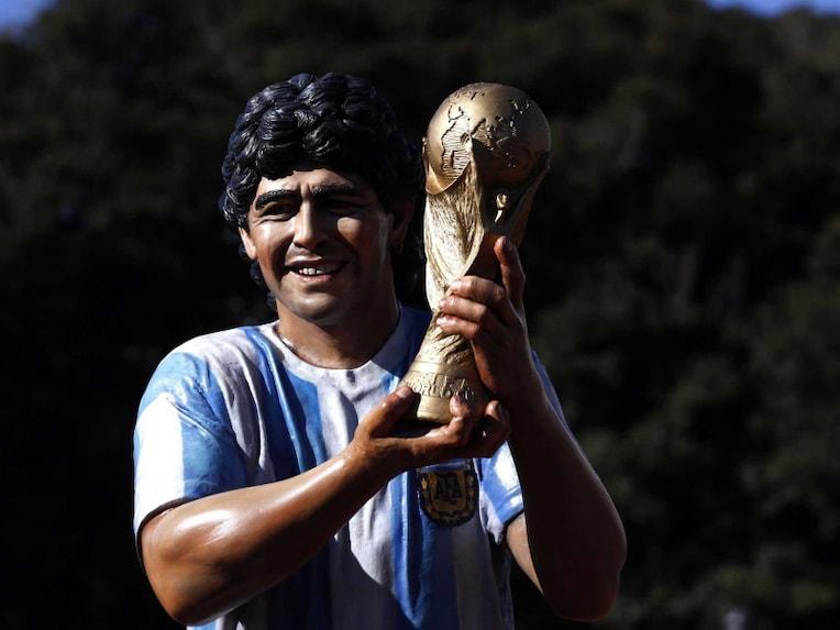 Maradona trophy