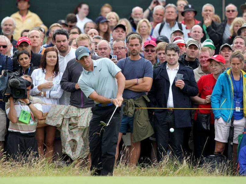 McIlroy Digs Out British Open