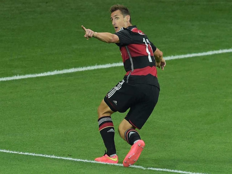 Miroslav Klose Germany 2