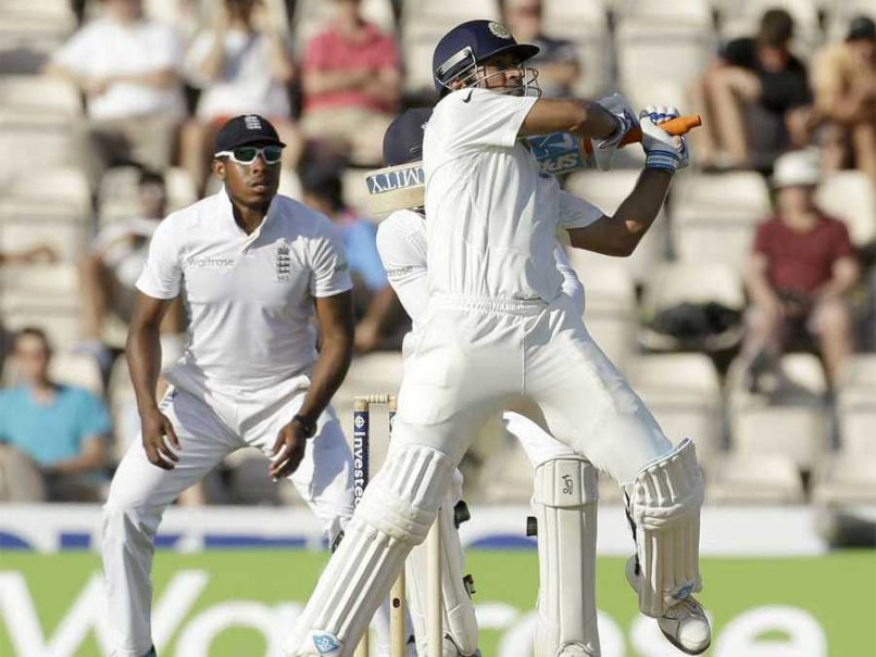 Dhoni Slams a Record 50 Sixes as India Test Captain