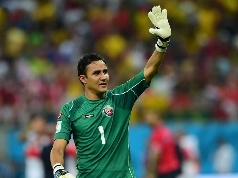 Costa Rica Custodian Navas has been one of the most important factors for the team's brilliant performances in the FIFA World Cup