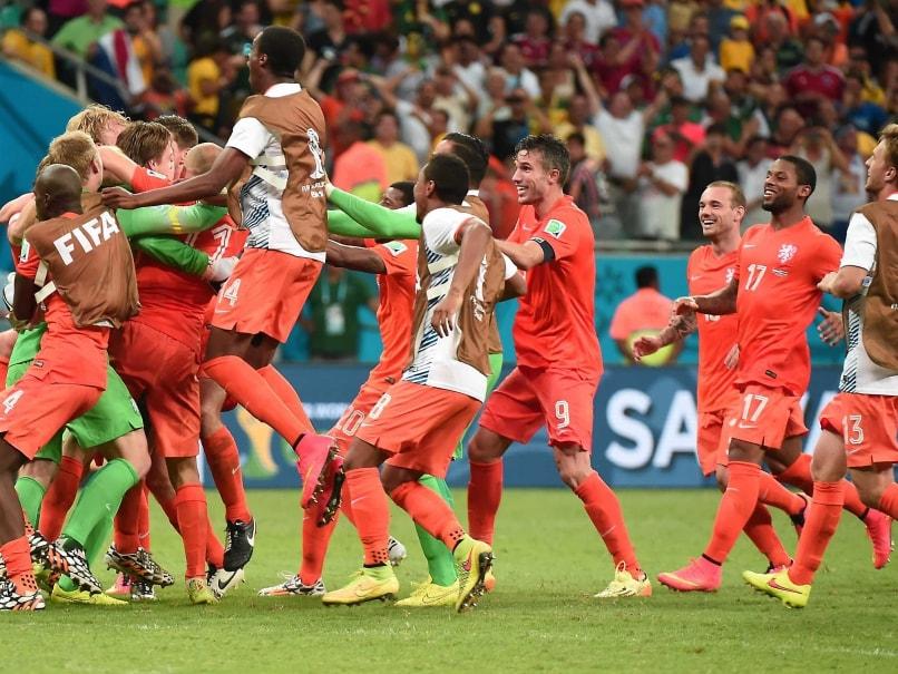 Netherlands win