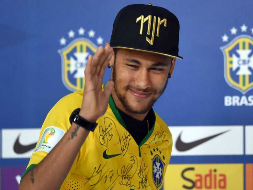 Neymar Named New Brazil Captain  Football News