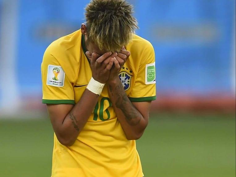 Brazil striker Neymar