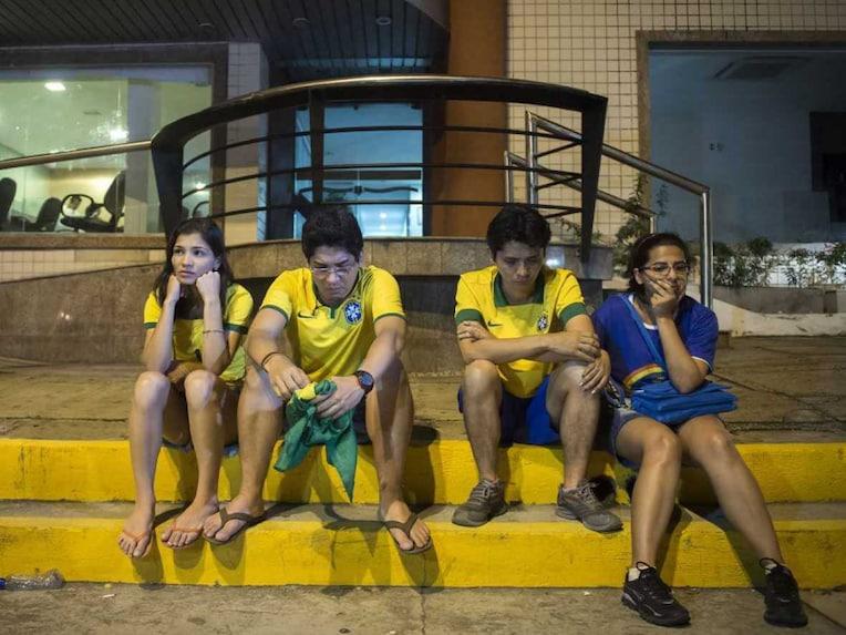 Neymar fans sad