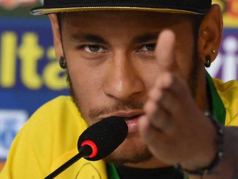 Neymar Gestures