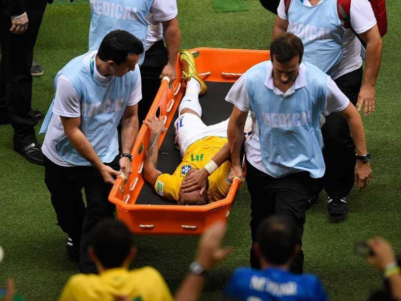 Neymar injury 3