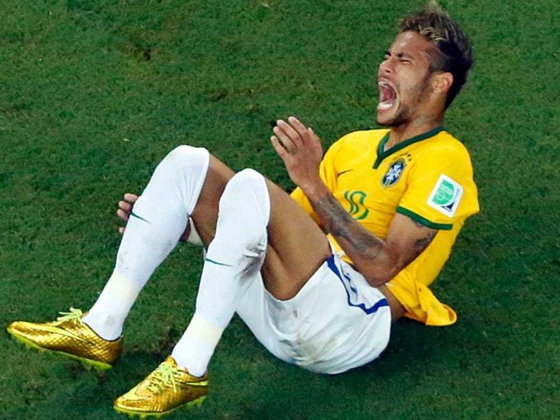 Neymar injury 5
