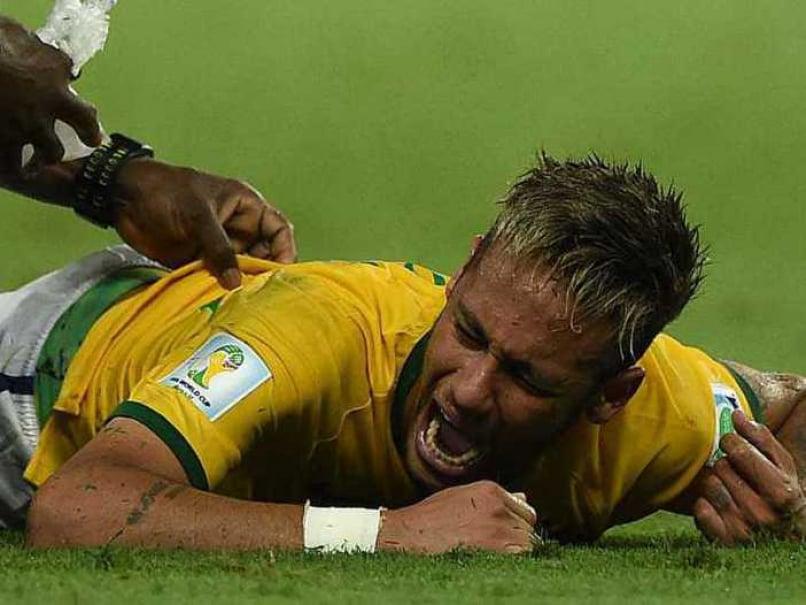 Neymar injury