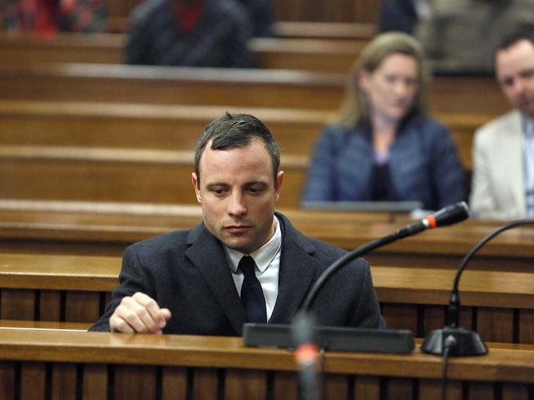 Oscar Pistorius lonely