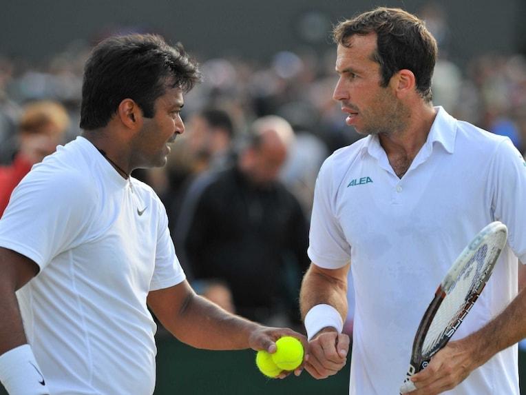 Paes Wimbledon qf