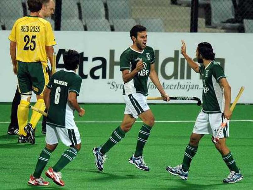 Pakistan hockey CWG