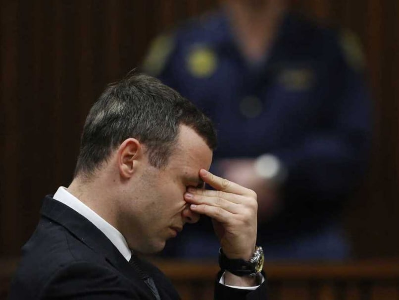 Index in addition Oscar Pistorius Braced Murder Trial Verdict Prison Expert Reveals Horror Bloodthirsty Gangs Turn Inmates Sex Slaves Lie Wait Hes Convicted further Oscar Pistorius Describes Moment He Shot Dead Reeva Steenk as well Oscar Pistorius Might Be Out Of Jail In August in addition 453328640. on oscar pistorius convicted of murder