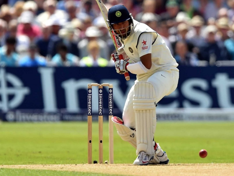 Pujara Trent Bridge