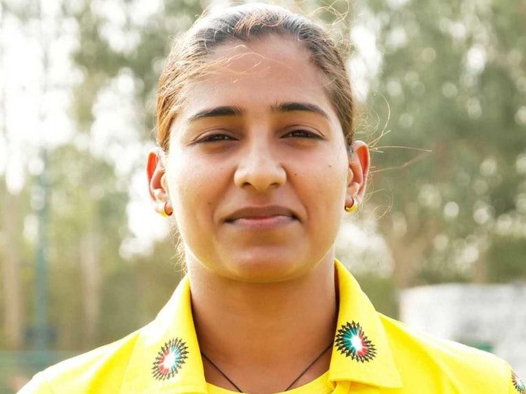 Ritu Rani will lead the Indian women's hockey team in the 2014 Commonwealth Games.