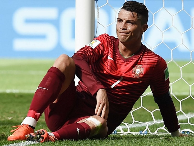 ... Ronaldo Holidays in Greece After World Cup Exit - FIFA World Cup 2014
