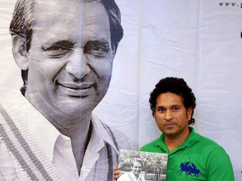 Raj Singh Dungarpur was More Than A Father Figure: Tendulkar