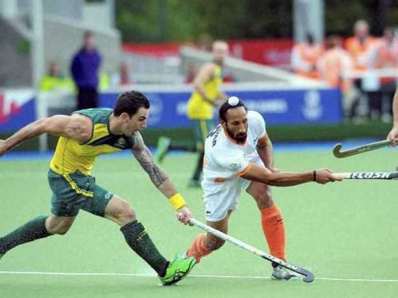Commonwealth Games: India Lose to Australia in Men's Hockey