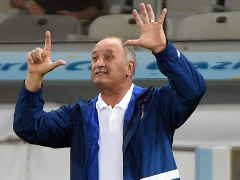 Scolari put a positive spin on Brazil's performance, pointing out the Selecao had reached the semi-finals for the first time since 2002.