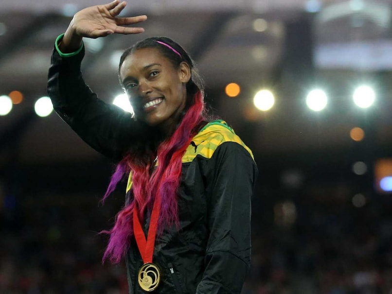 Jamaica and Kenya Dominate CommonwealthGames Track and Field Events